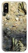The Butterfly Dance IPhone Case