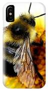 The Buzz IPhone Case