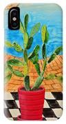 The Cactus From Nigeria IPhone Case