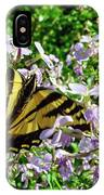 The Canadian Tiger Swallowtail IPhone Case