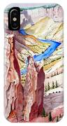 The Canyon IPhone Case