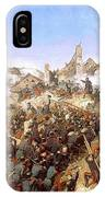 The Capture Of Constantine IPhone Case