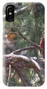 The Cardinal IPhone X Case