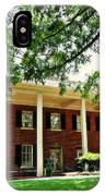 The Carolina Inn - Chapel Hill IPhone Case