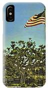 The Casements Flag Flying IPhone Case