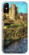 The Castle At Brecon IPhone Case