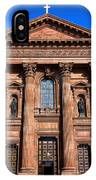 The Cathedral Basilica Of Saints Peter And Paul IPhone Case