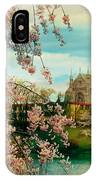 The Cathedral Basilica Of The Sacred Heart IPhone Case