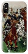 The Cavalry IPhone Case