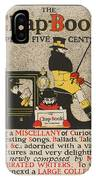 The Chap Book IPhone Case