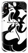 The Chapbook Thanksgiving Front Cover IPhone Case