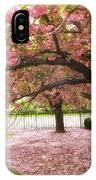 The Cherry Tree IPhone Case