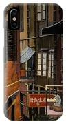 The Chinese Painter IPhone Case