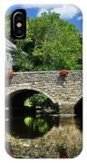 The Choate Bridge IPhone Case