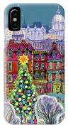The Christmas Tree IPhone Case