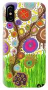 The Circle Tree IPhone X Case