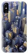 The City II IPhone Case