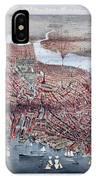 The City Of Boston IPhone Case