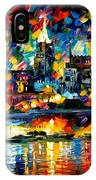 The City Of Valetta - Malta IPhone Case