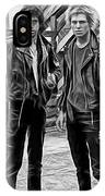The Clash Collection IPhone Case
