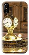 The Clock IPhone Case