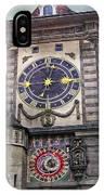 The Clock Of Clocks IPhone Case