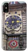 The Clock Of Clocks IPhone Case