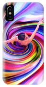 The Colorful Ballet Dress IPhone Case