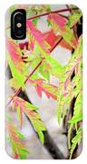 The Colors Of Shumac 3 IPhone Case