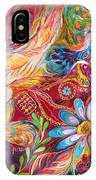 The Colors Of Spring. The Original Can Be Purchased Directly From Www.elenakotliarker.com IPhone Case