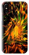 The Coming Of Thunder IPhone Case