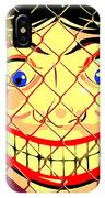 The Coney Smile IPhone Case