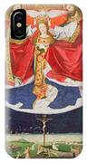 The Coronation Of The Virgin IPhone Case