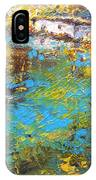 The Cottage By The Lagoon IPhone Case
