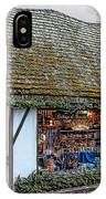 The Cottage Of Sweets - Carmel IPhone Case