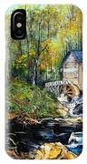 Glade Creek IPhone Case