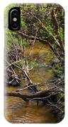 The Creek IPhone X Case