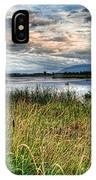 The Creston Valley IPhone Case