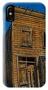 The Crooked House IPhone Case