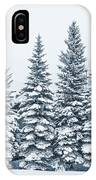 The Crown Of Winter IPhone Case