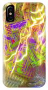 The Cure For Inflation IPhone Case