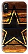 The Dallas Cowboys 3a IPhone Case