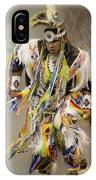 Pow Wow The Dance 4 IPhone Case