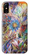 The Dance Of Light IPhone Case