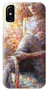 The Dancer In Ardent IPhone Case