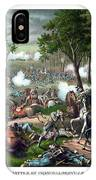 The Death Of Stonewall Jackson IPhone Case