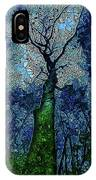 The Deep Wood IPhone Case