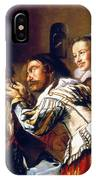 The Dentist, 1629 IPhone Case