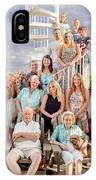 The Dezzutti Family IPhone Case