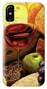 The Divine Meal IPhone Case